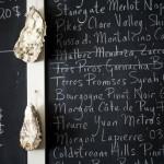 Chalkboard Meny