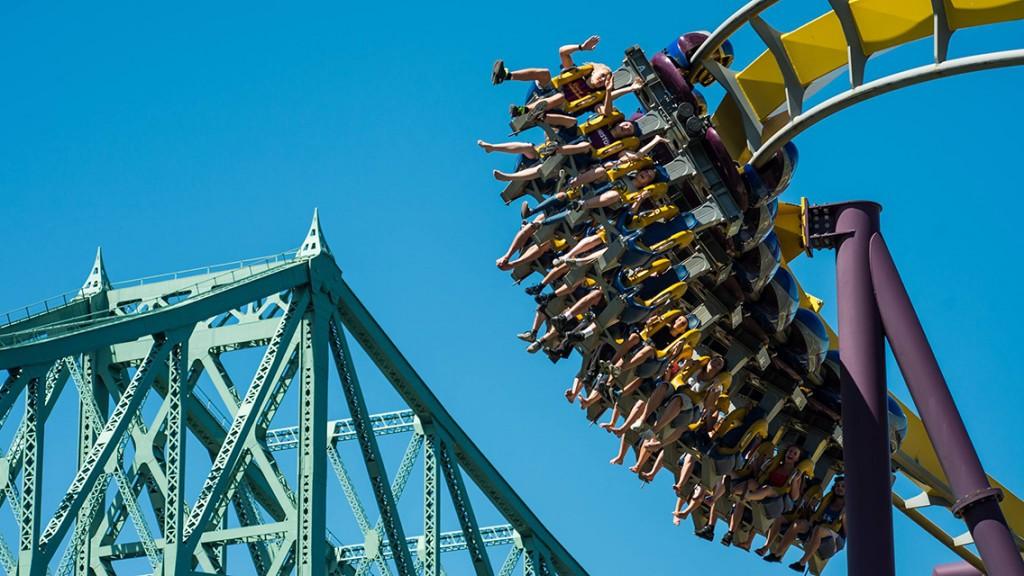 La Ronde Theme Park - Montreall.comMontreall.com