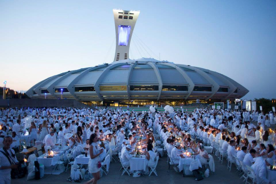 Stade Olympique Montreal Food Truck