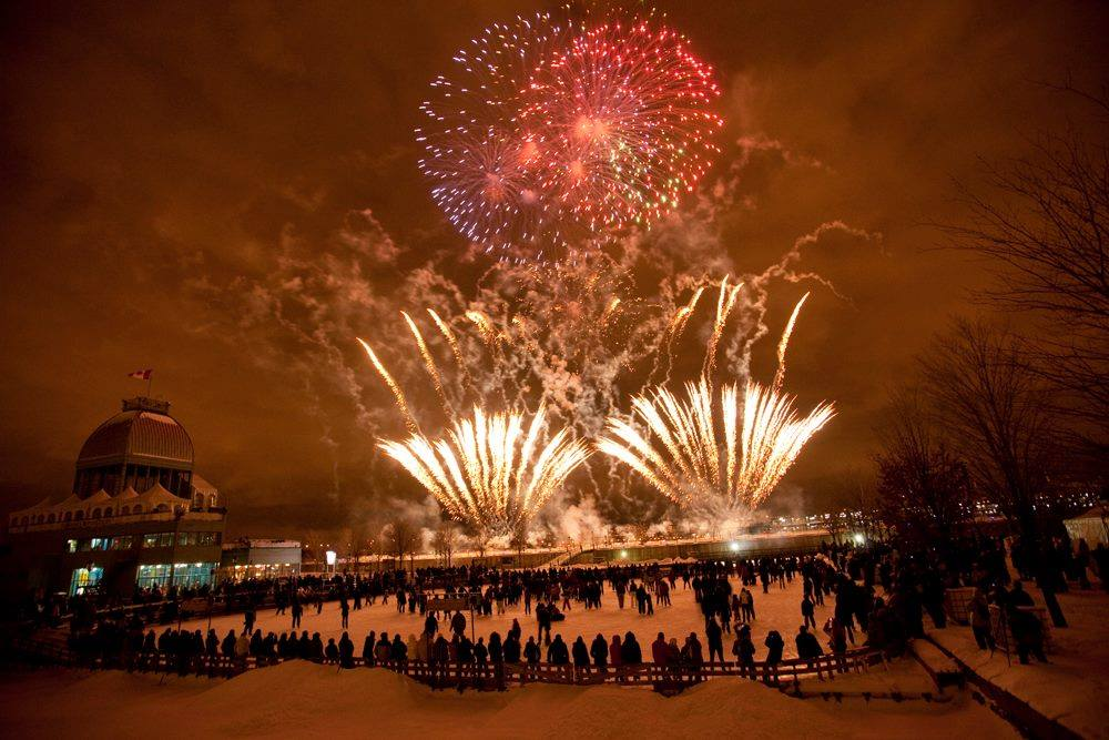 Montreal New Years Eve