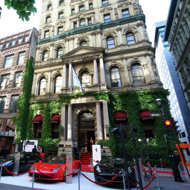 James Hotel Montreal