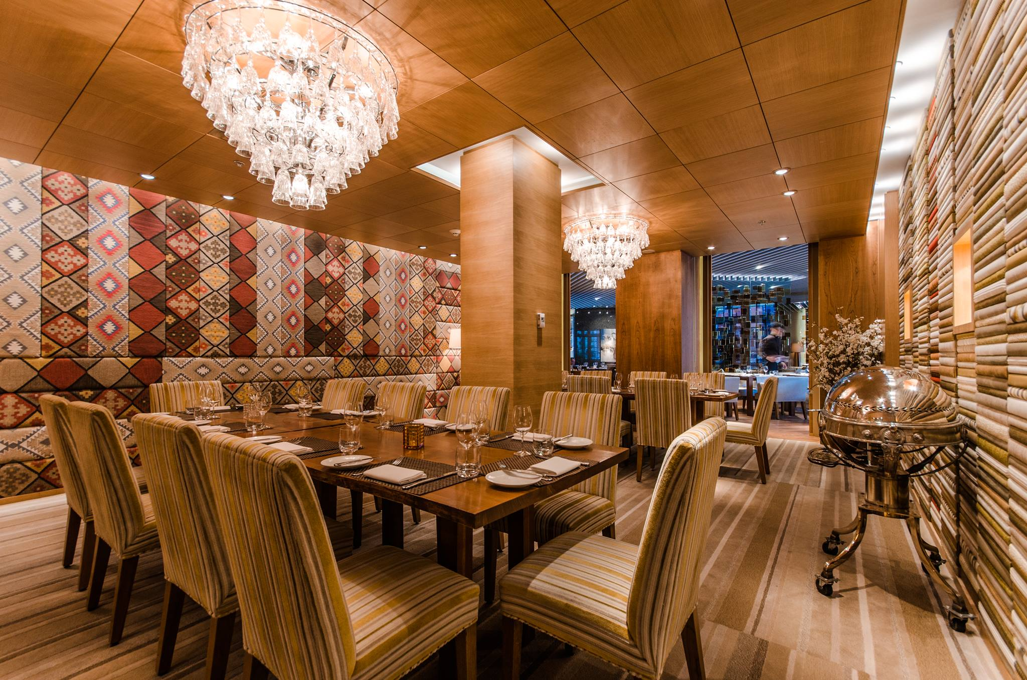 Restaurant With Private Room Laval