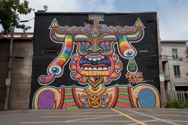 Chris Dyer_Mural_Art_Festival_2013_Montreal