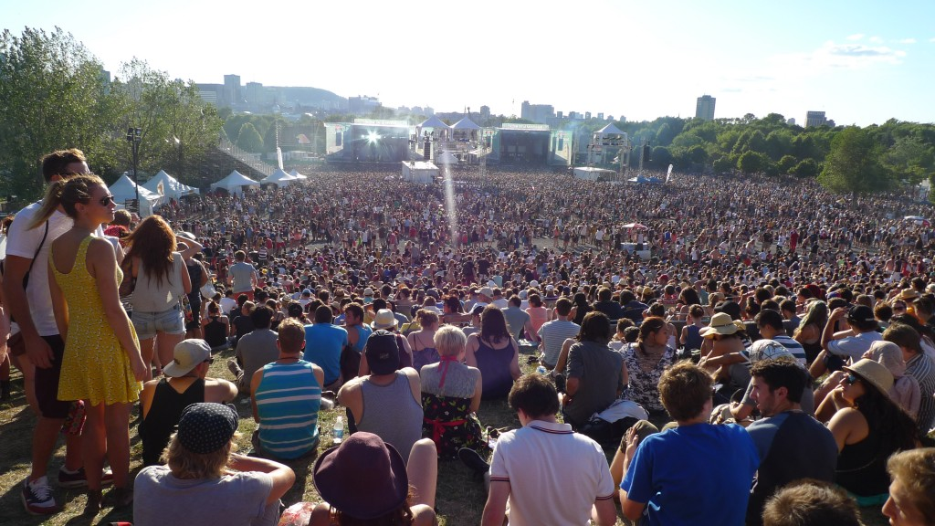 Vancouver Island Music Festivals