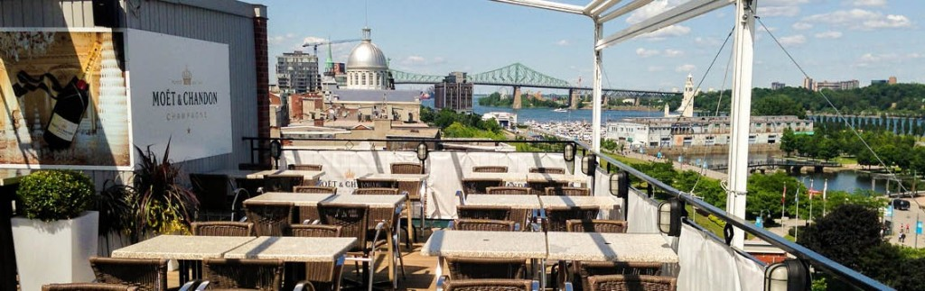 Best terraces to watch montreal s summer long fireworks - Auberge jeunesse marseille vieux port ...