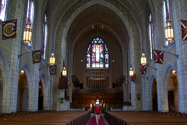 The Church of St Andrew and St Paul_Montreal