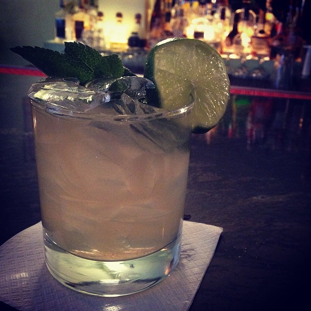 The Emerald Le Bar Sans Nom 1920s Speakeasy Cocktails