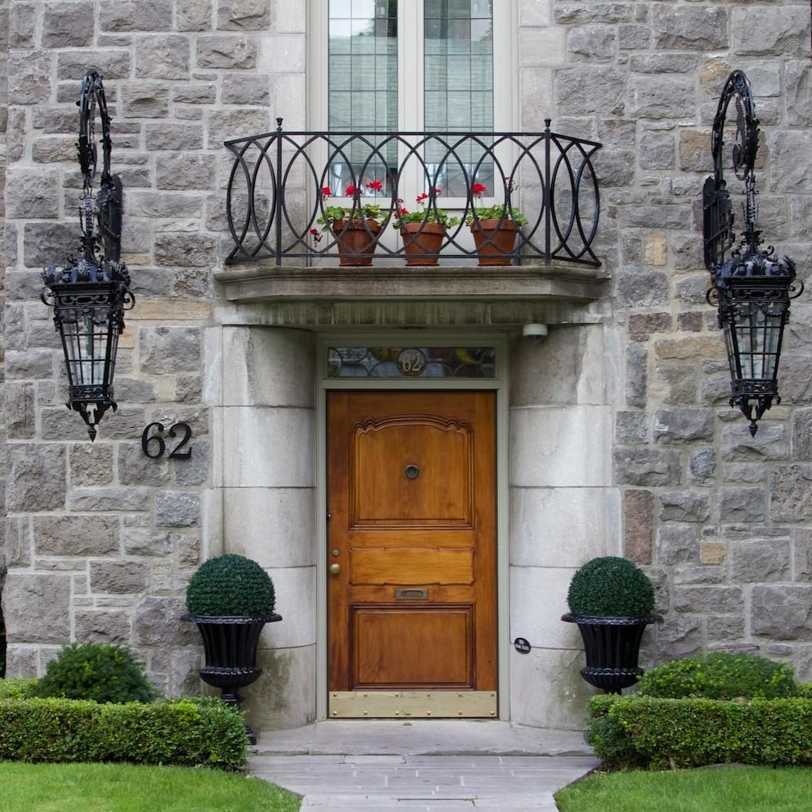 Westmount_Montreal7 & Exploring Montreal: Pretty Doors in Westmount - Montreall ...