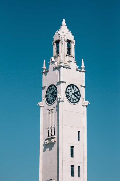 Clock Tower_montreal