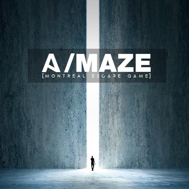 Amaze Montreal Maze Game5