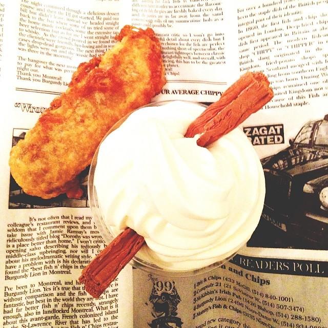 Brit & chips Montreal1 @arlynamaria