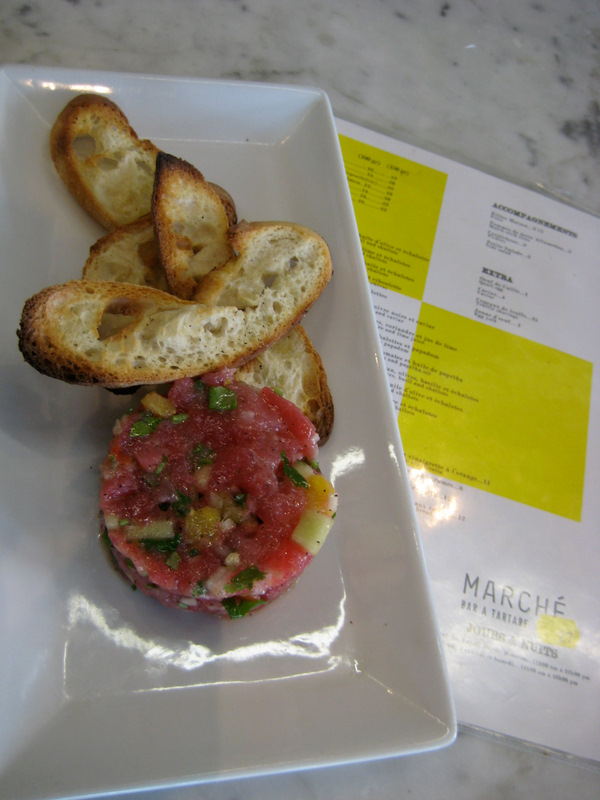 marche lunch express