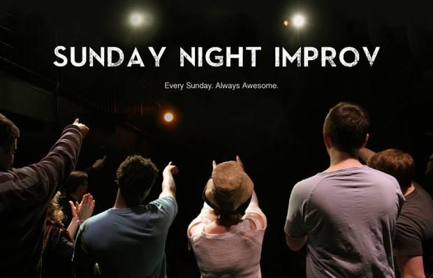 Sunday Night Improv_Montreal