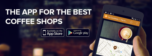 Adbeus Coffee Mobile App Montreal