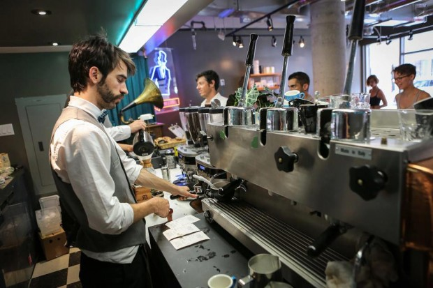 Cafe St Henri Montreal