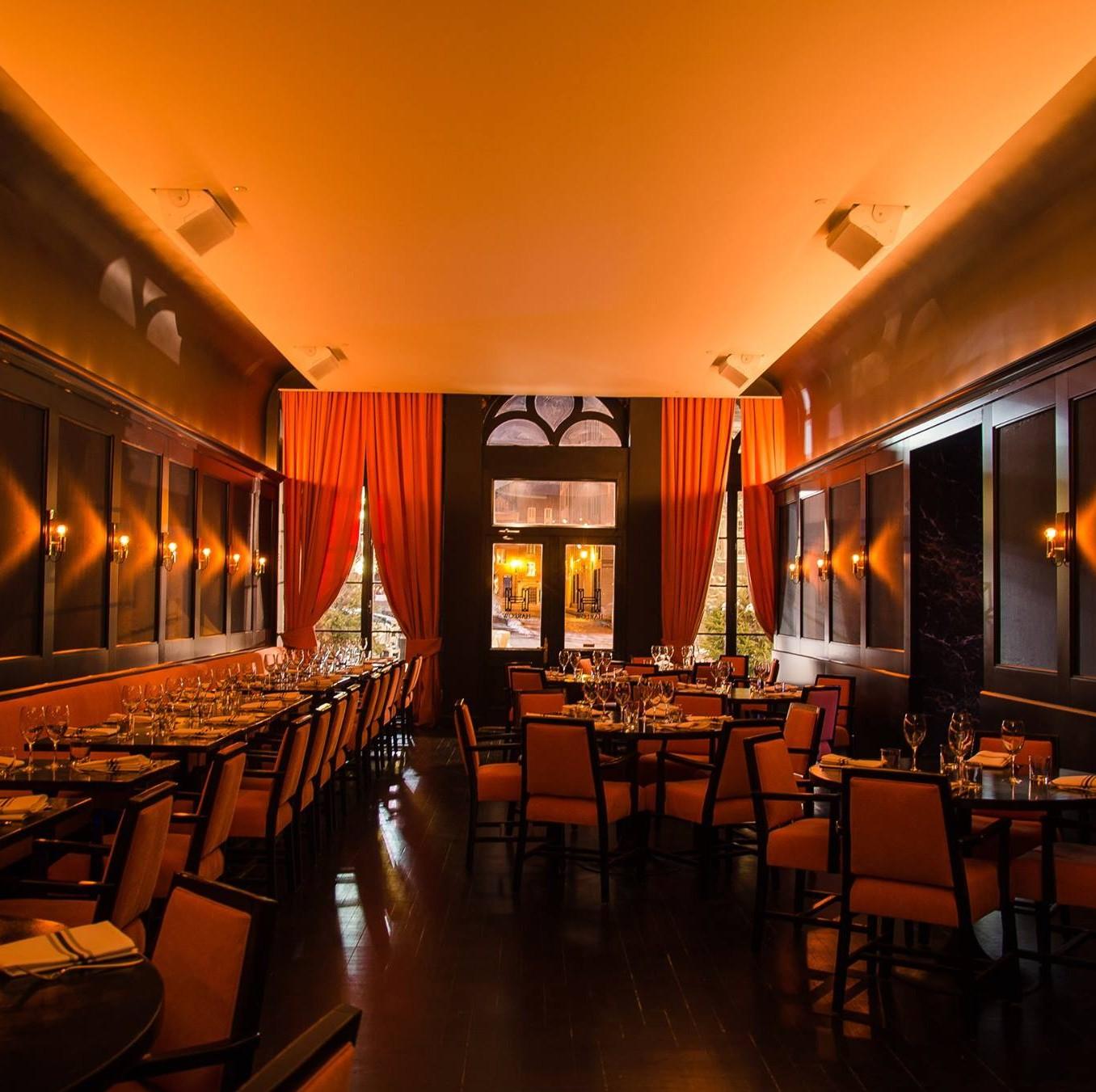 Harlow Restaurant Montreal3