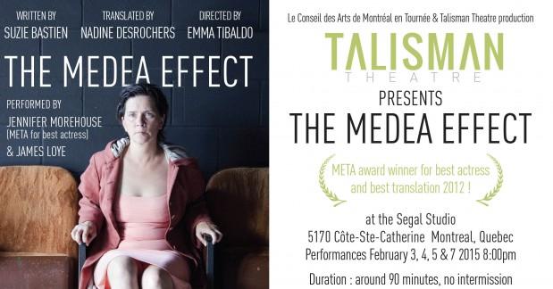 Medea Effect Montreal Show Theatre