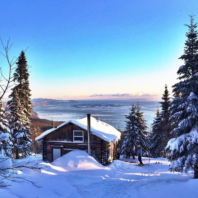 Le Massif ski hill Montreal1
