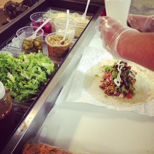 Tejano BBQ Burrito Restaurant Montreal2
