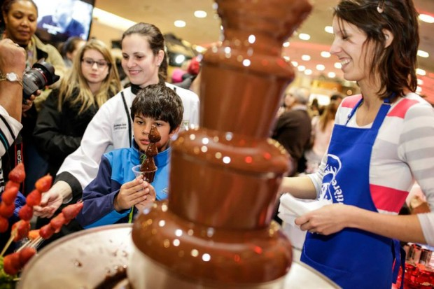 Je t'aime en chocolat: Montreal's Free Chocolate Festival ...