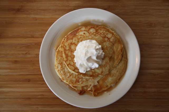 Le Cheese Cabane a Sucre Montreall Montreal pancakes