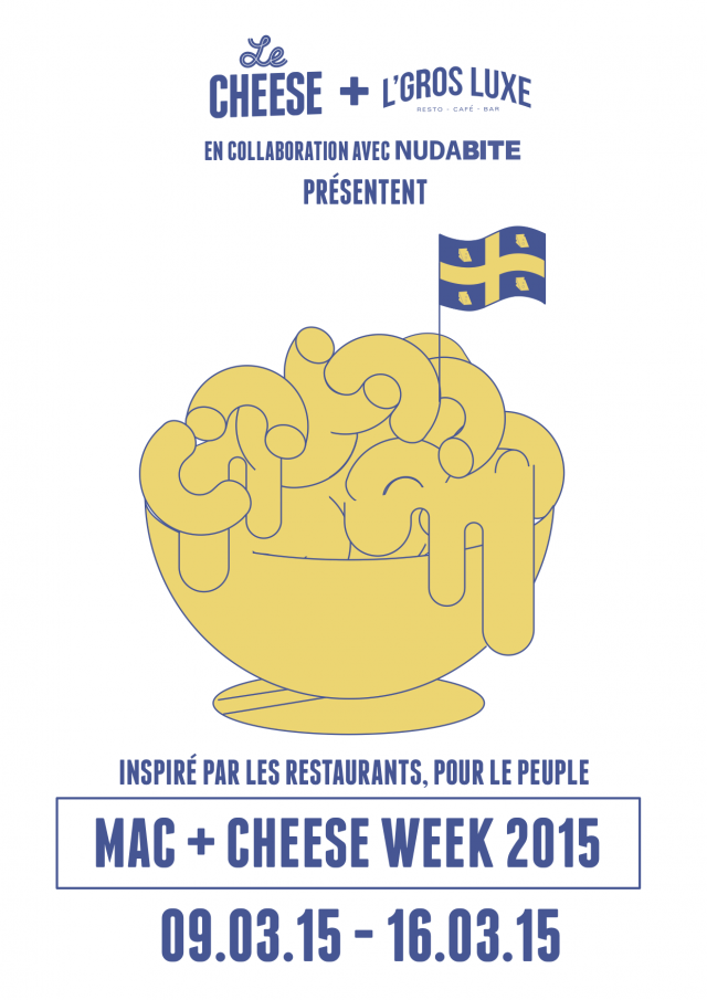 Mac & Cheese Week Montreal