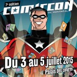 Big Names for the Line-up at Montreal Comiccon 2015