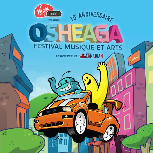 EVENKO - The Osheaga Music and Arts Festival
