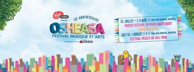 Osheaga Festival Montreal Header
