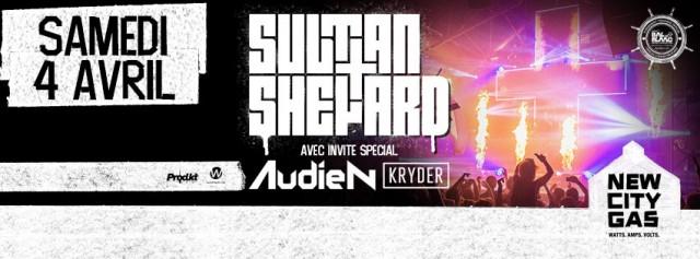Sultan + Ned Shepard NCG