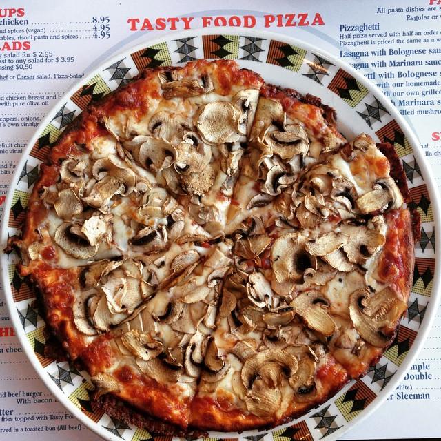 Tasty Food Pizza Montreal (michielauren)