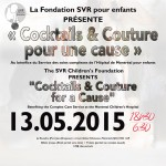 Cocktails & Couture for a Cause: Mtl Children's Hospital