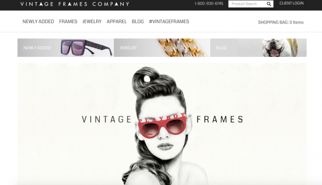 Vintage Frames Montreal1