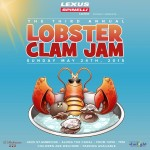 3rd Annual Lobster Clam Jam at Chateau Saint-Ambroise