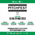 The Montreal Football Craze Continues With Pitchfest
