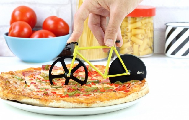 Foodie-Fixie Pizza Cutter Montreal Fathers Day