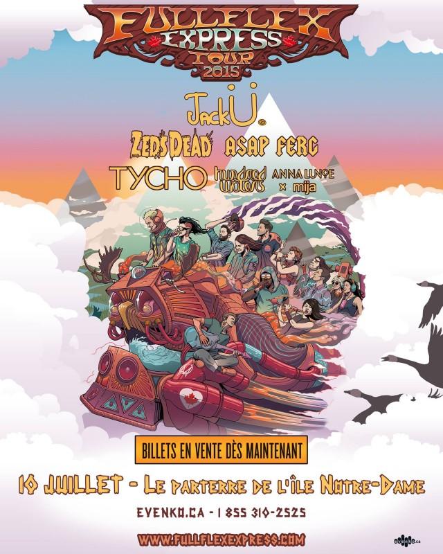 Full Flex Express Tour_Montreal