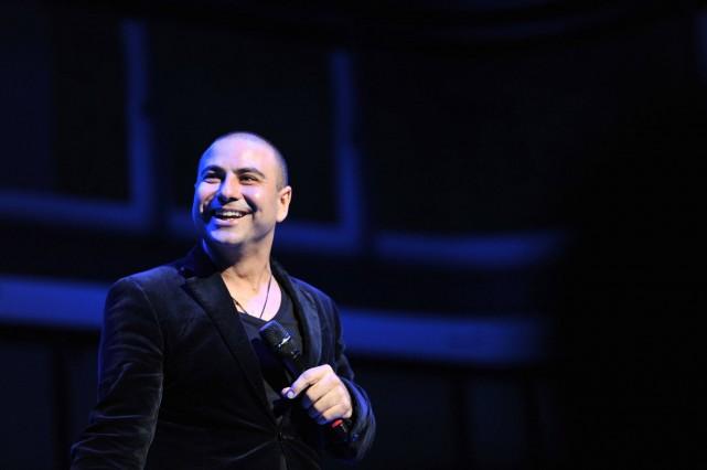 Joe Avati Comedy Show Montreal Leonardo Da Vinci Center (3)