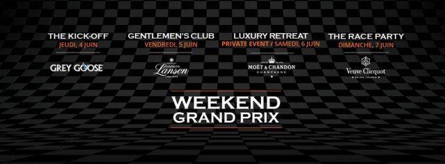 Le Richmond Grand Prix Weekend Montreal