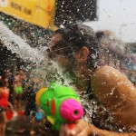 Get Wet at Montreal's Summer Watergun Fight
