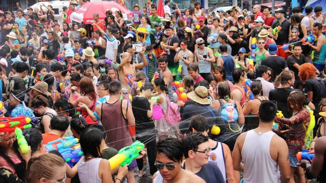 Montreal Watergun fight summer 2015 (2)