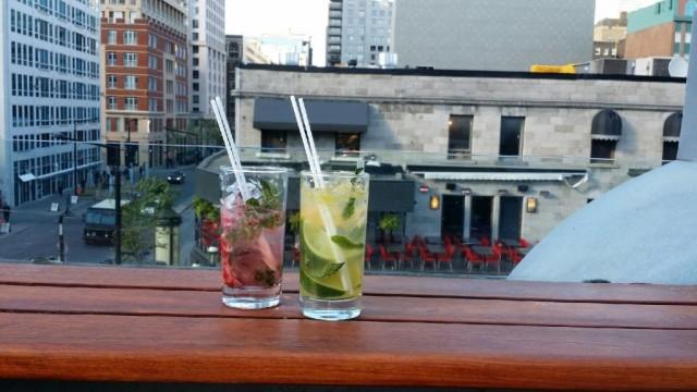 Newtown Mojito Bar Terasse Montreal (13)