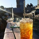 Newtown's Rooftop Terrace Mojito Bar