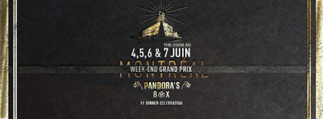 Pandore Pandoras Box Grand Prix Montreal