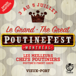 Montreal's First Ever Poutine Festival