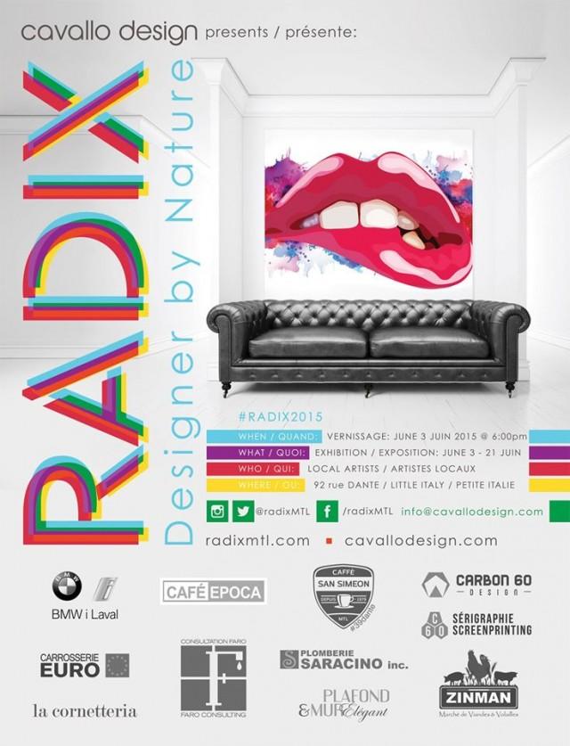 Radix Vernissage Montreal (1)