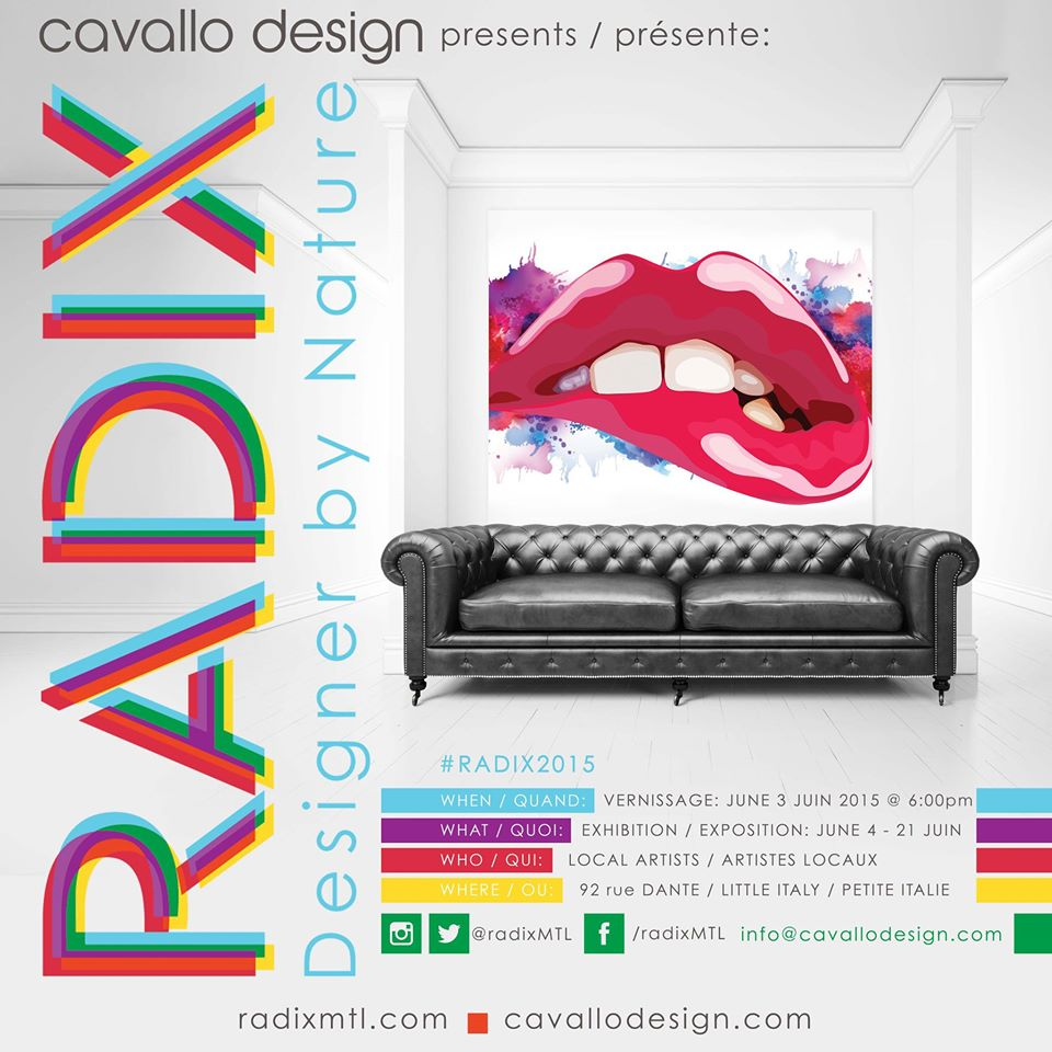 Radix Vernissage Montreal (2)
