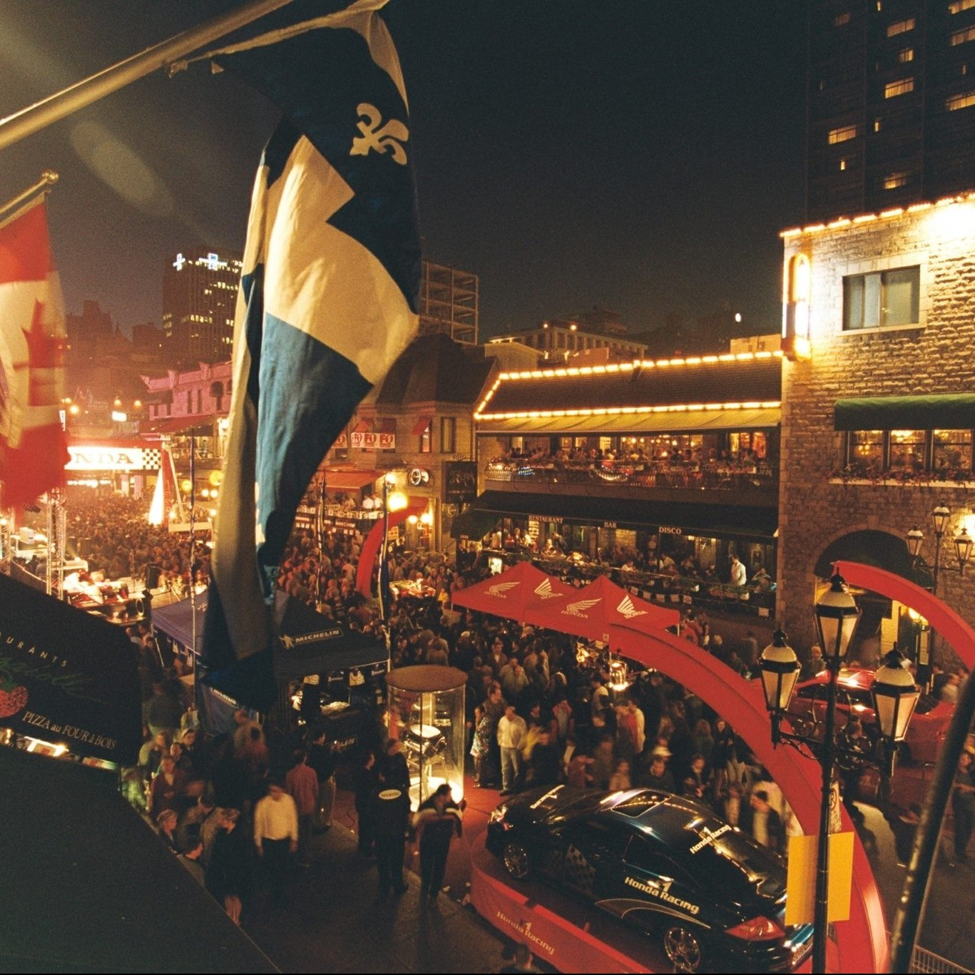 Ritz-Carlton Grand Prix Party Montreal