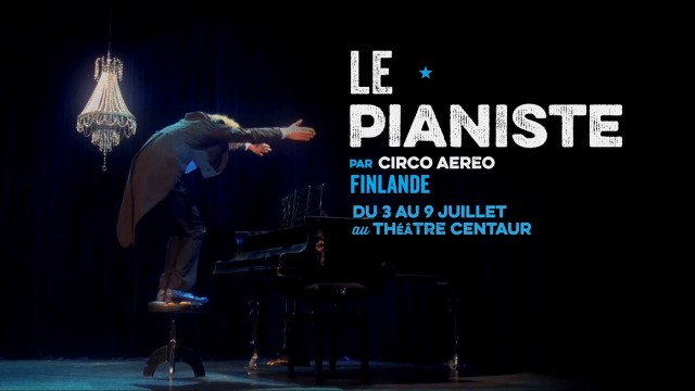 The pianist montreal completement cirque (1)