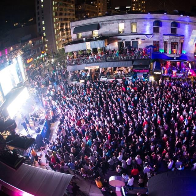 Bud Light Villa Paradizo Free EDM Festival Montreal (5)